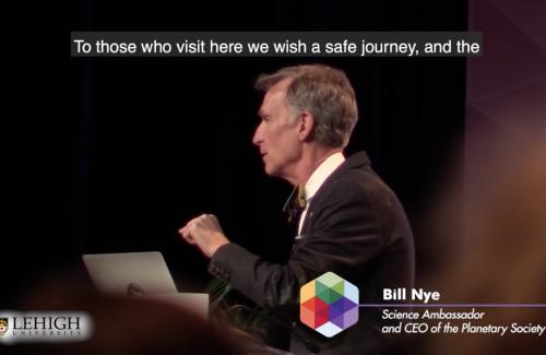 NAFSA Bill Nye